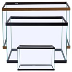 Standard Rectangular Glass Aquariums